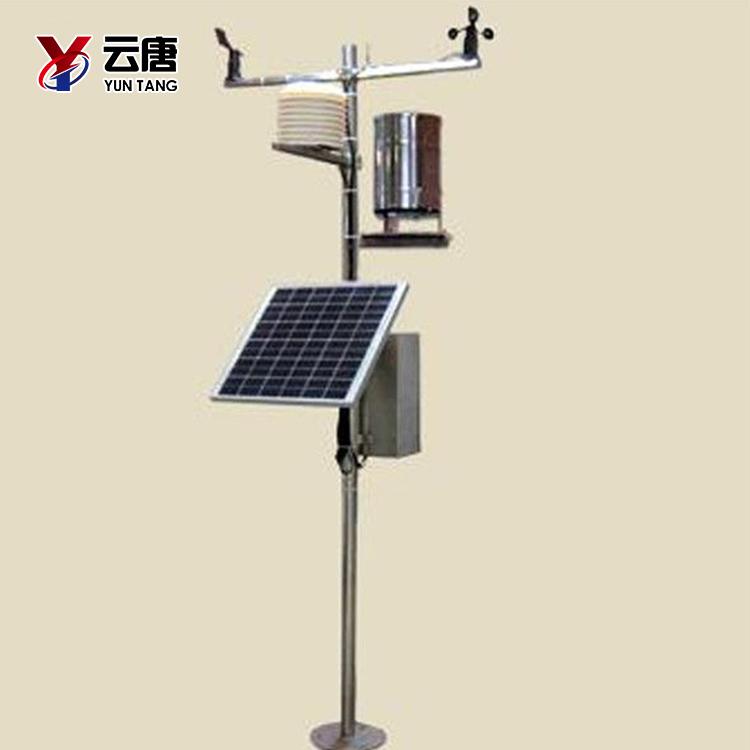 YT-QXBX 路灯环境气象站