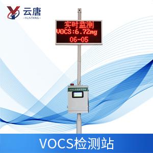 VOCS检测站